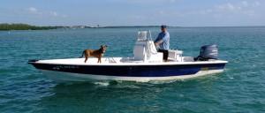 Bay Boat Islamorada